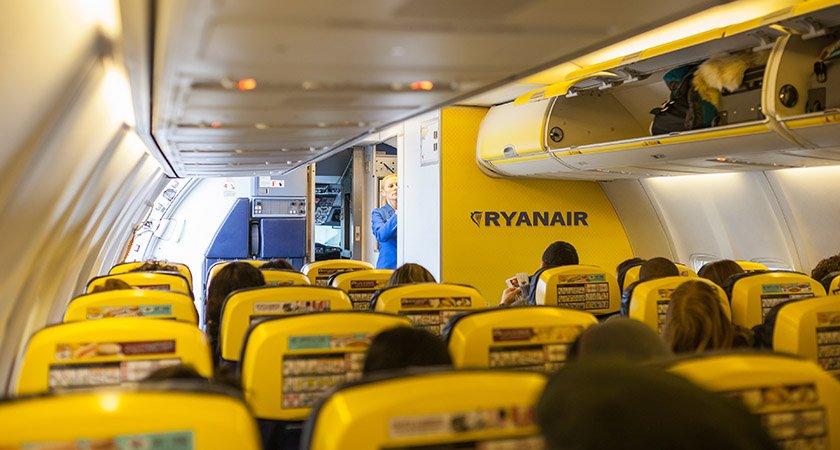 Ecco perchè Ryanair martellava i passeggeri con continui annunci...