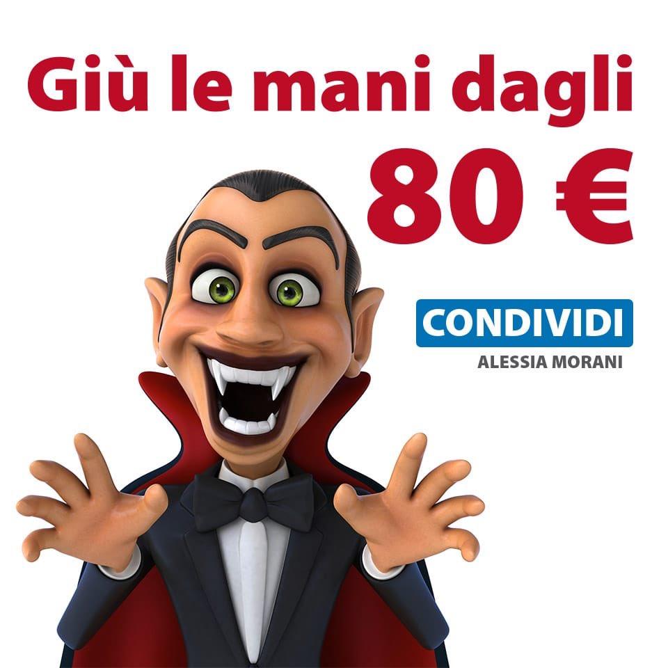 La Flat tax esclude gli 80 euro? Secondo i giornali sì, tenue smentita di Di Maio